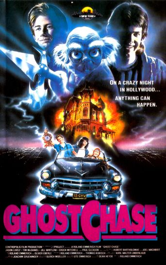 Ghost Chase Poster