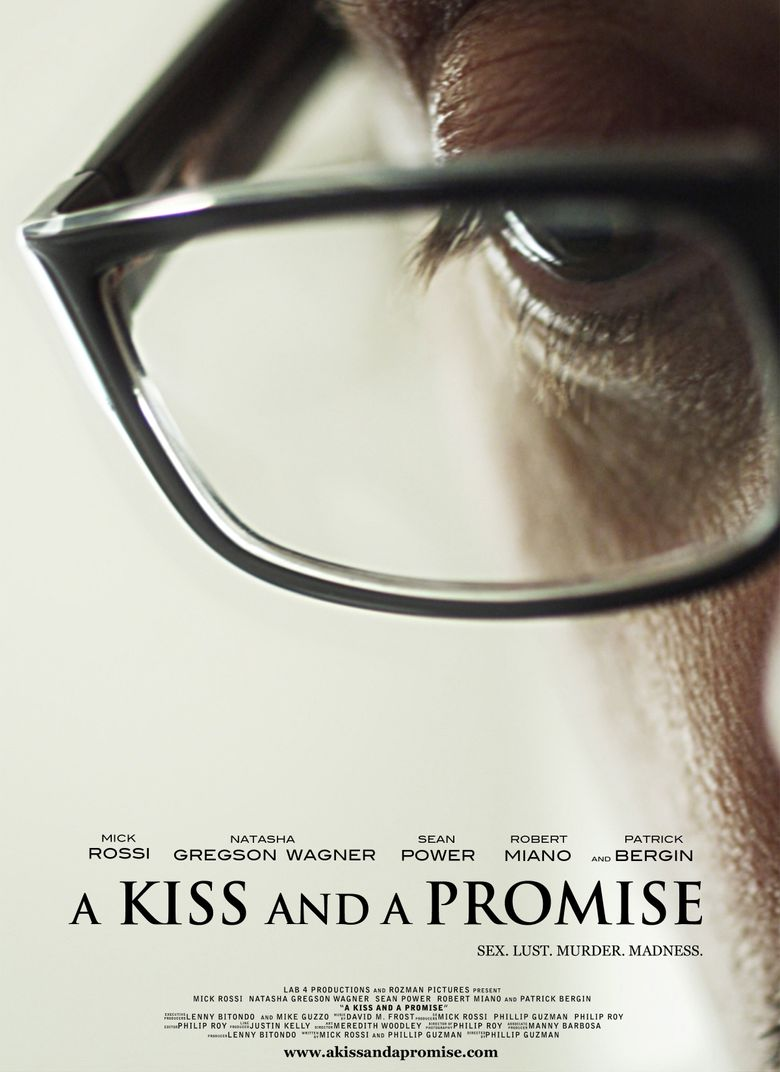 A Kiss and a Promise Poster