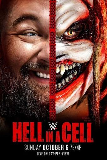WWE Hell in a Cell 2019 Poster