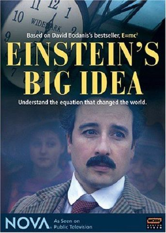 E=mc² – Einstein's Big Idea Poster