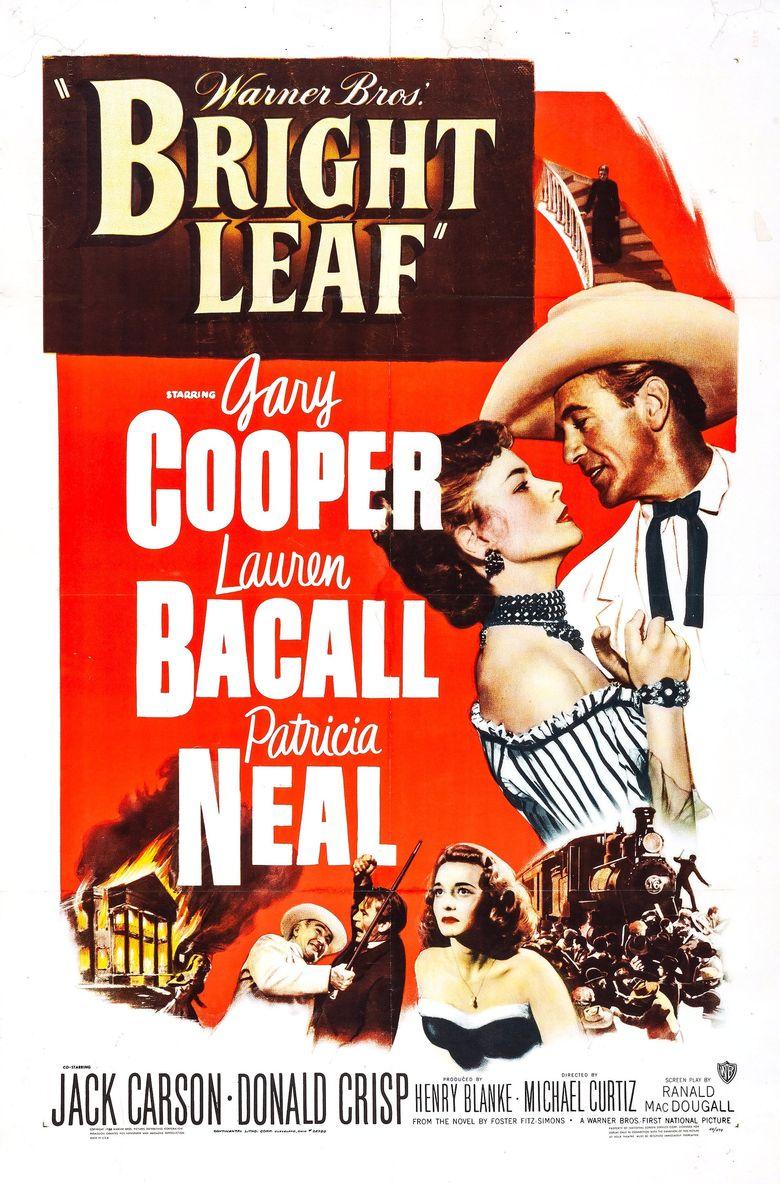 Bright Leaf Poster