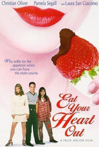 Eat Your Heart Out Poster