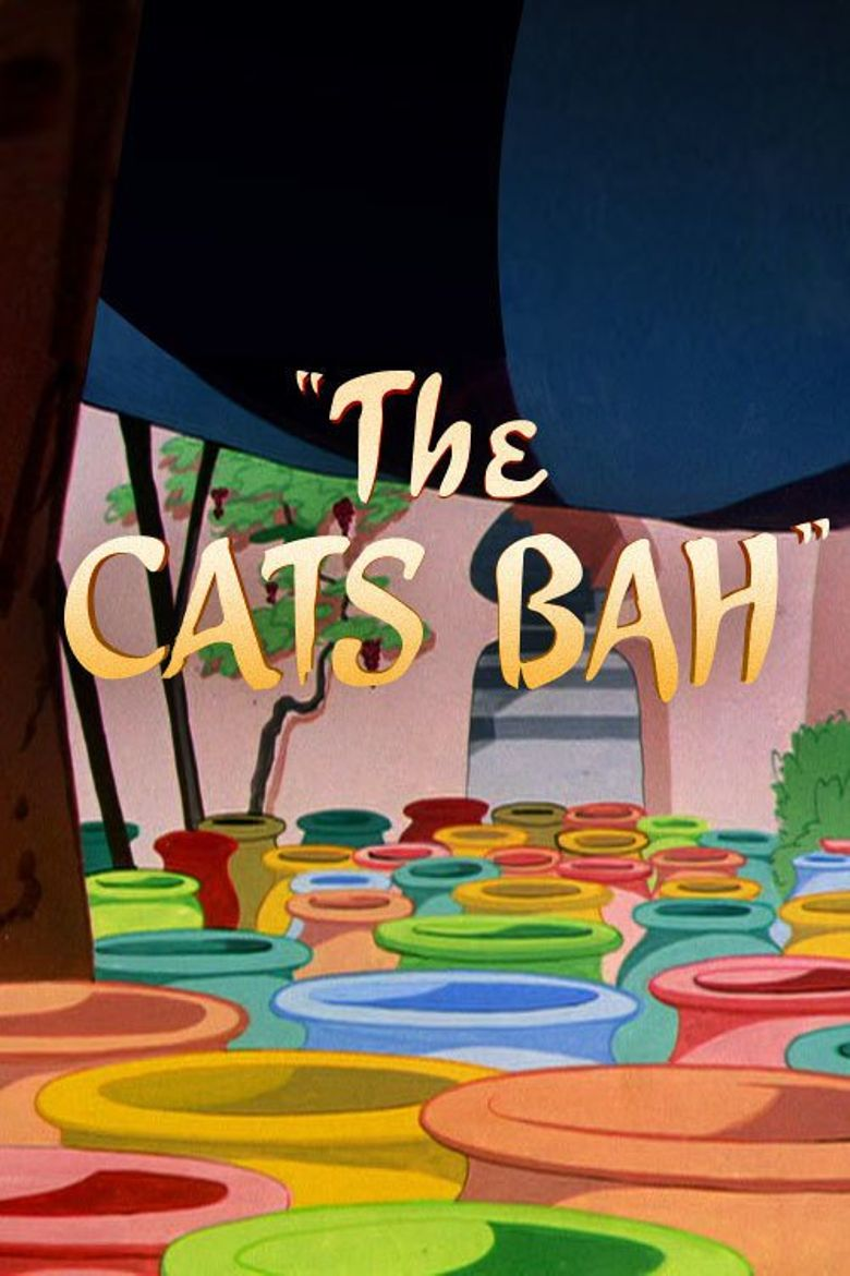The Cats Bah Poster