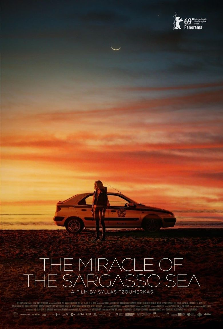 The Miracle of the Sargasso Sea Poster