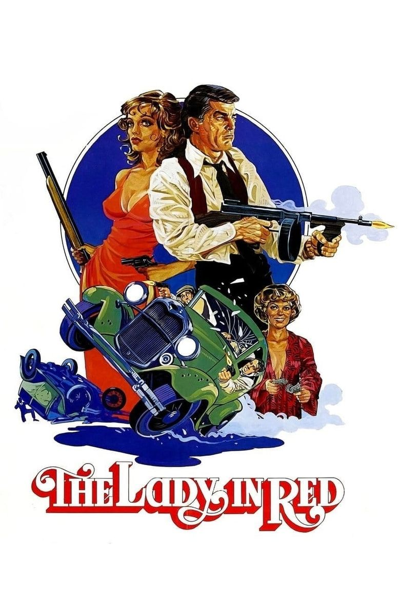 The Lady in Red Poster