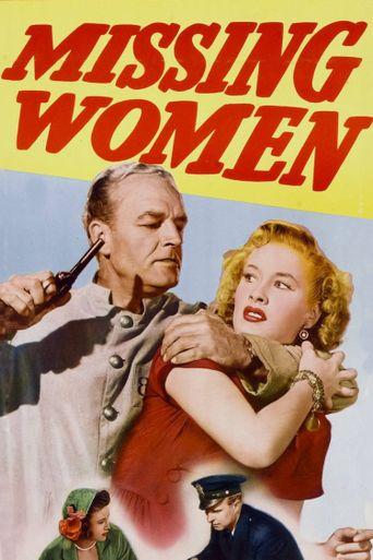 Missing Women Poster