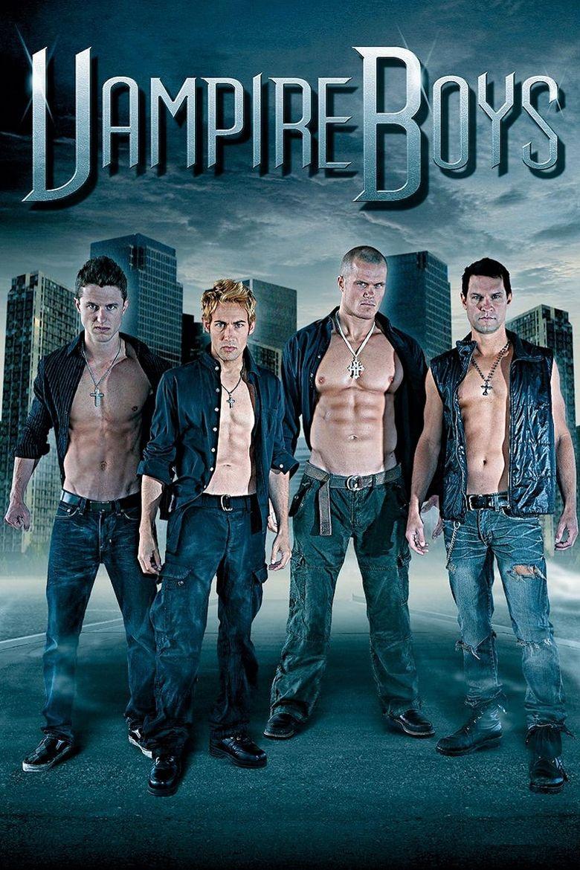 Vampire Boys Poster