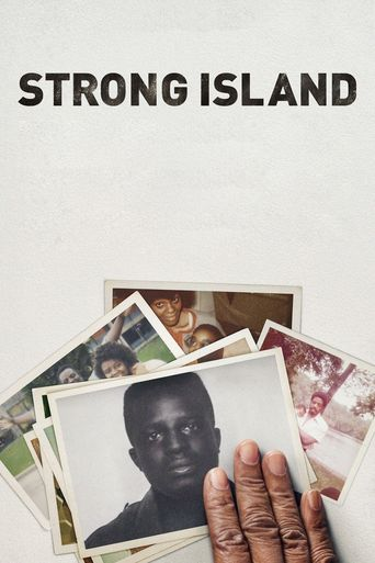 Strong Island Poster