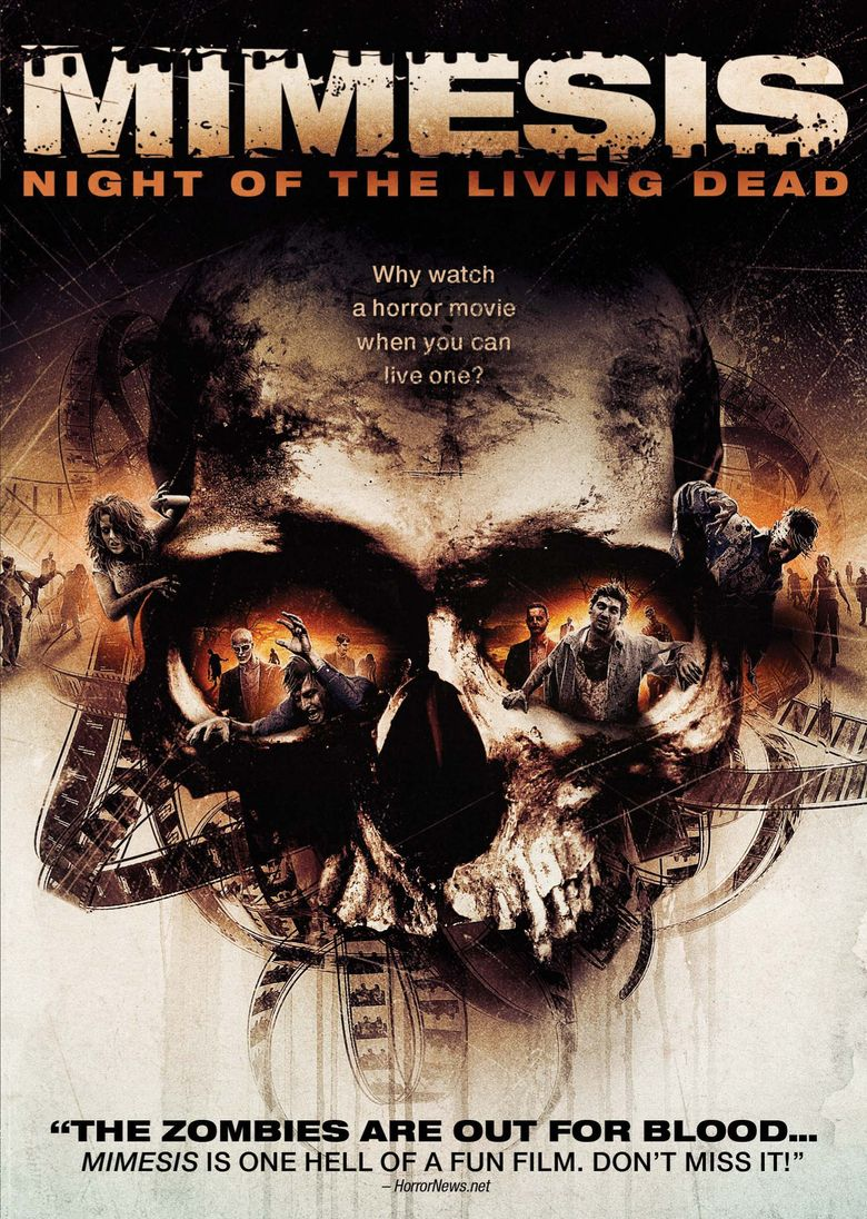 Mimesis: Night of the Living Dead Poster
