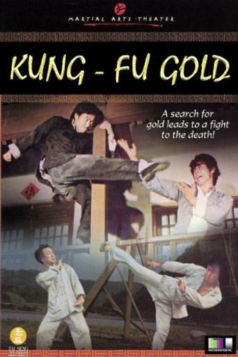 Kung Fu Gold Poster