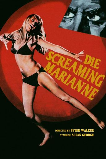 Die Screaming, Marianne Poster