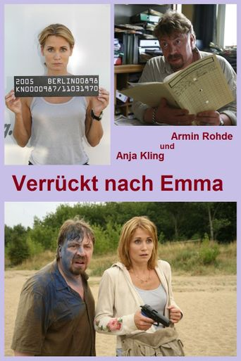 Verrückt nach Emma Poster