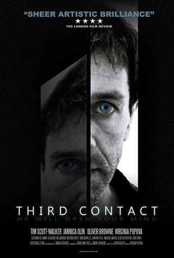 Third Contact Poster