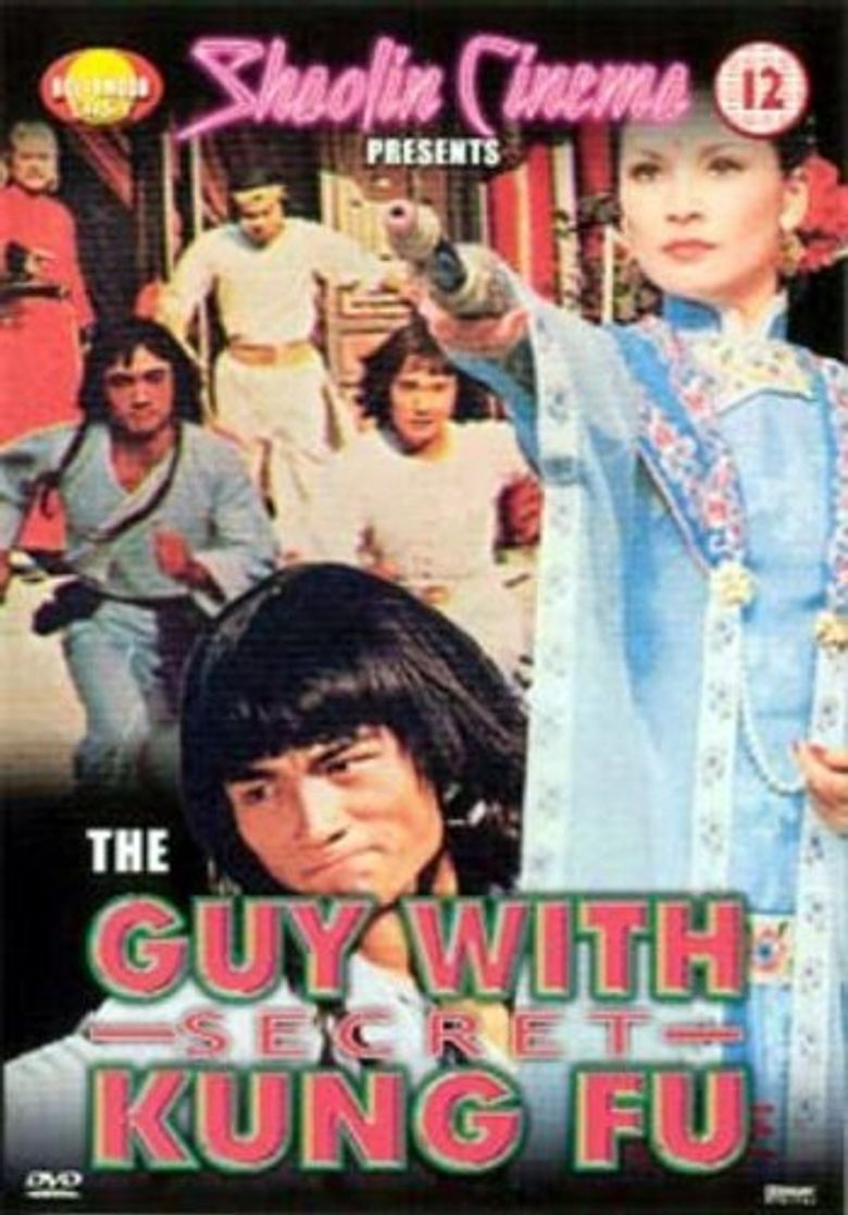The Guy with Secret Kung Fu Poster
