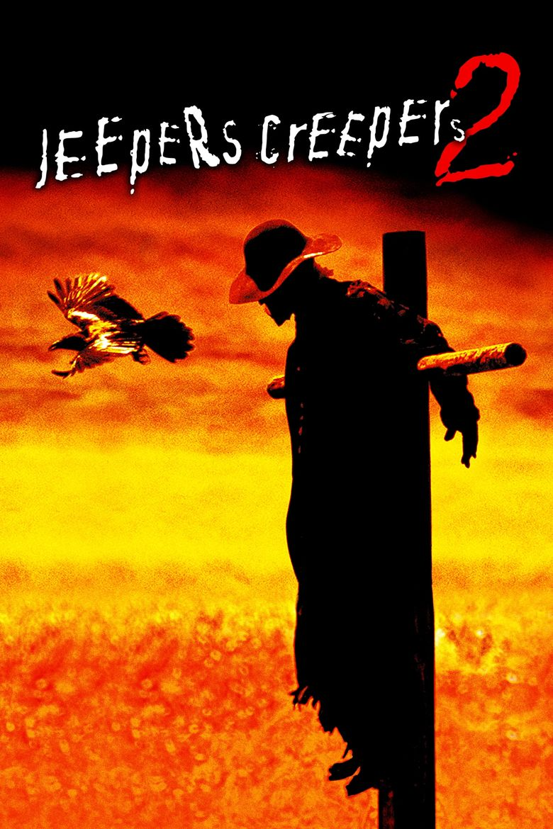 Jeepers Creepers 2 Poster
