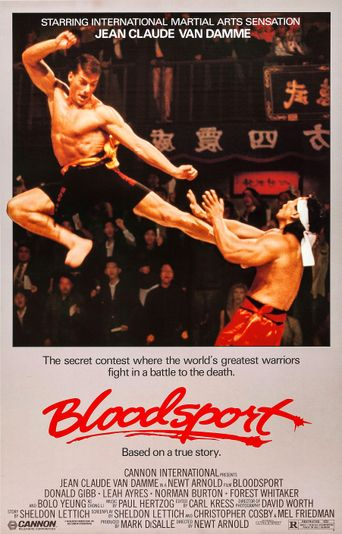 Watch Bloodsport