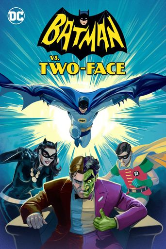 Watch Batman vs. Two-Face