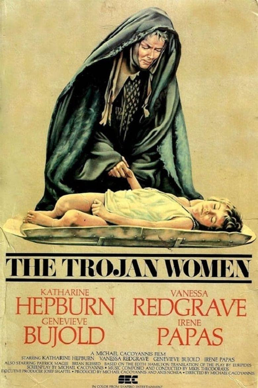 The Trojan Women Poster