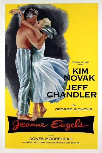 Jeanne Eagels Poster