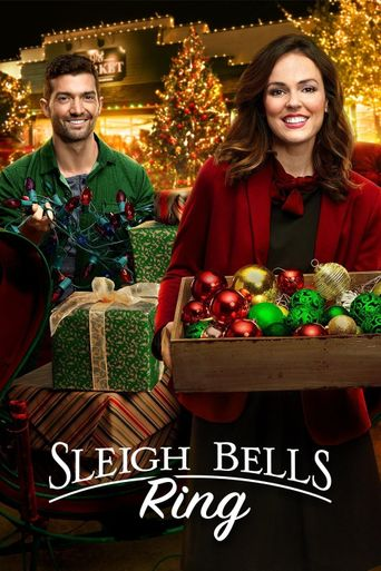 Sleigh Bells Ring Poster