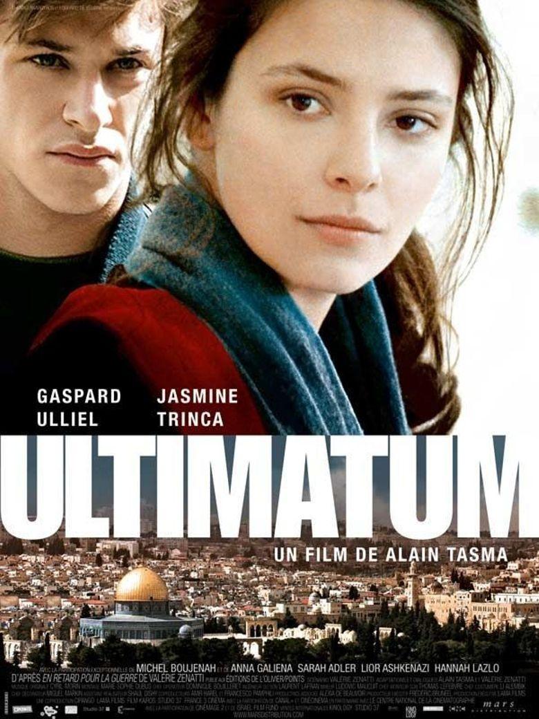 Ultimatum Poster