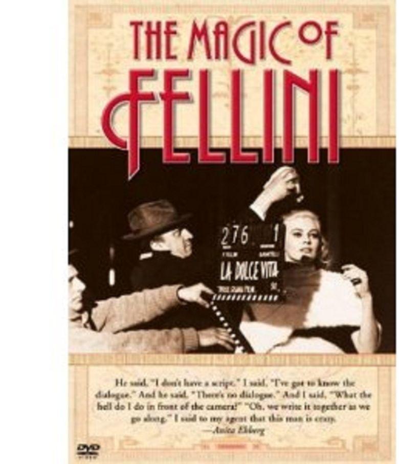 The Magic of Fellini Poster