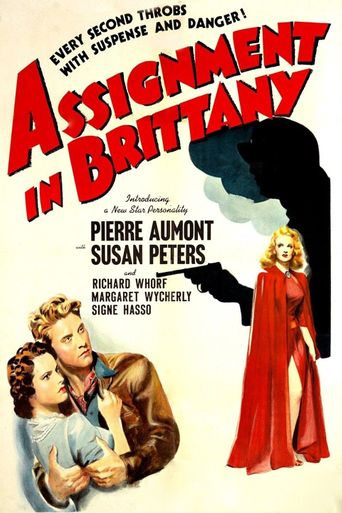 Assignment in Brittany Poster