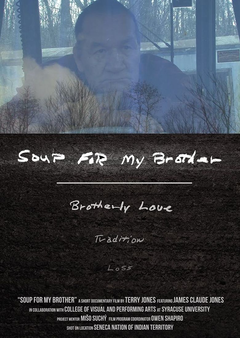 Soup for My Brother Poster