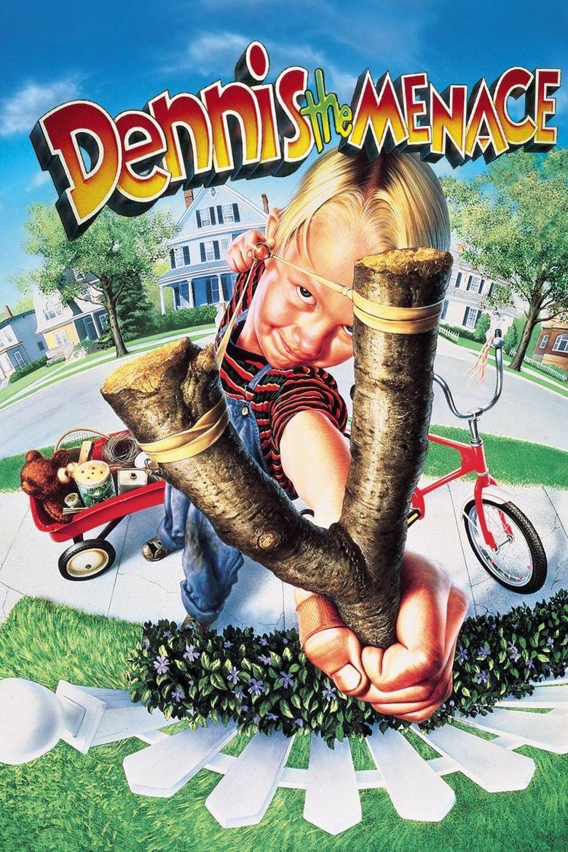 Dennis the Menace Poster