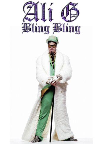 Ali G - Bling Bling Poster
