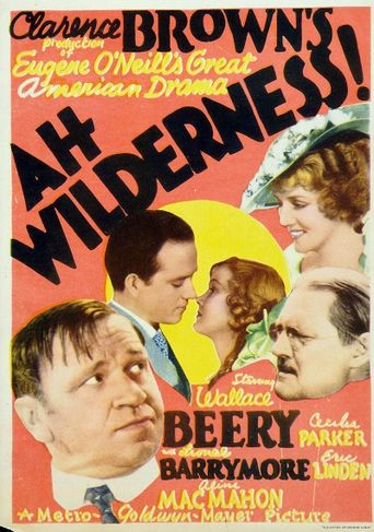 Ah, Wilderness! Poster