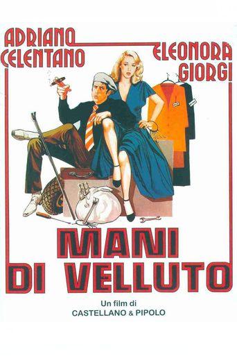 Velvet Hands Poster