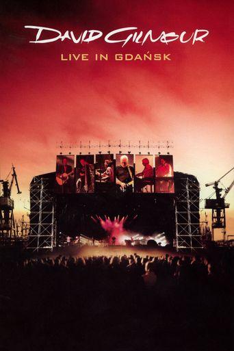 David Gilmour: Live in Gdańsk Poster