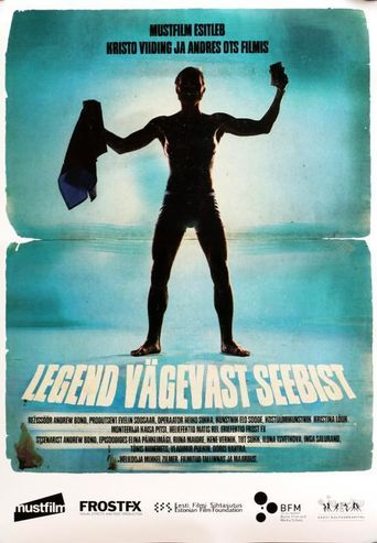 Legend of the Mighty Soap Poster