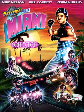 Rifftrax Live: Miami Connection Poster