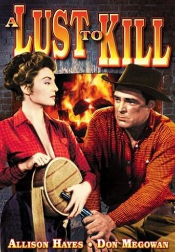 Lust to Kill Poster