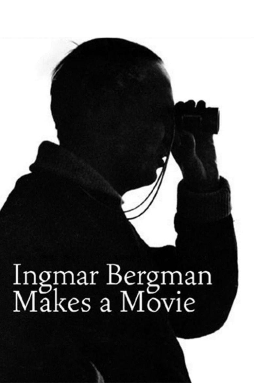 Ingmar Bergman Makes a Movie Poster