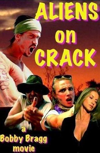 Aliens on Crack Poster