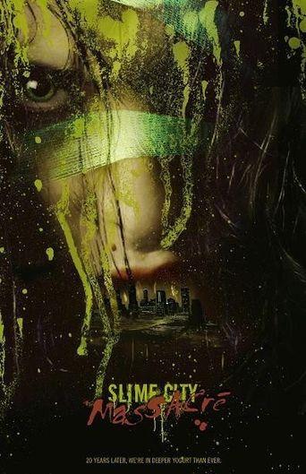 Slime City Massacre Poster
