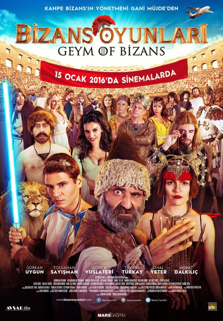 Bizans Oyunları Poster