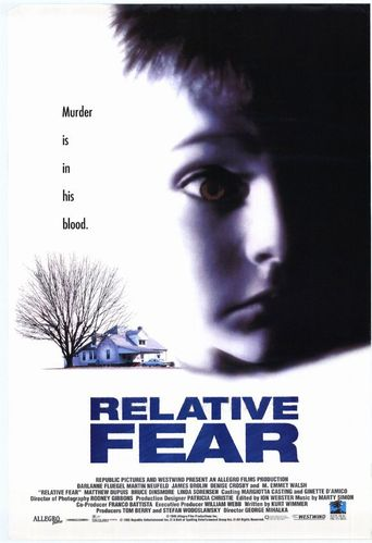 Relative Fear Poster
