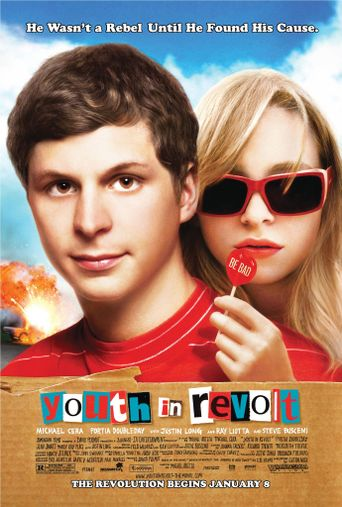 Youth in Revolt Poster