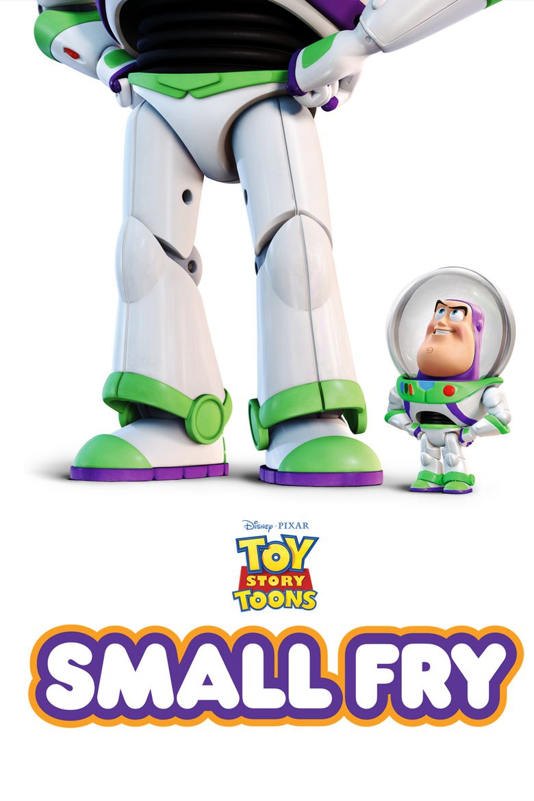 Small Fry Poster