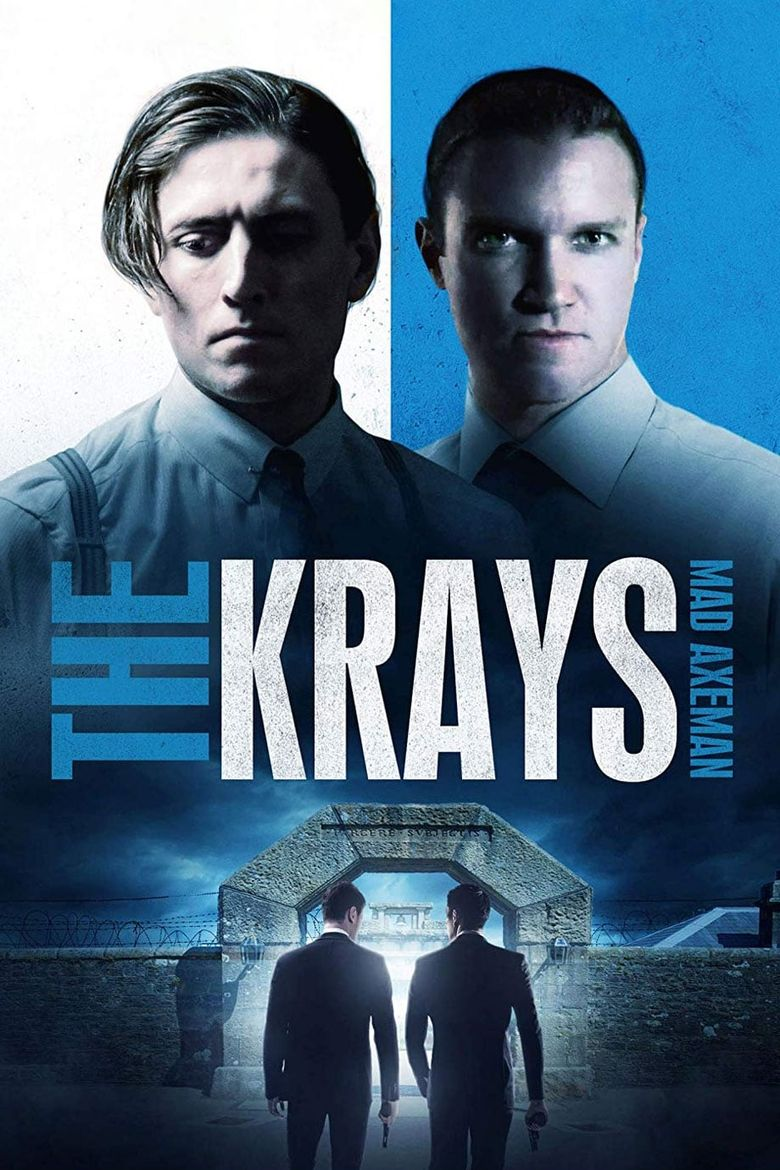 The Krays Mad Axeman Poster