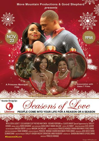 Seasons Of Love Poster