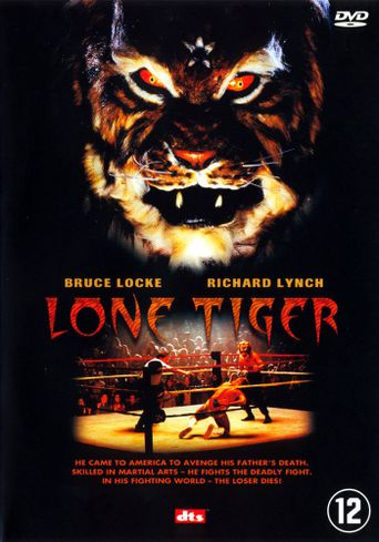Lone Tiger Poster