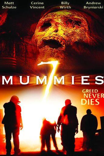 Seven Mummies Poster