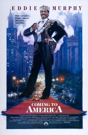 Watch Coming to America
