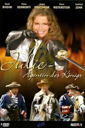 Julie, chevalier de Maupin Poster