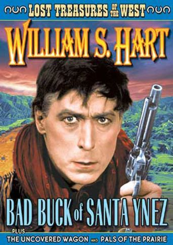 Bad Buck of Santa Ynez Poster